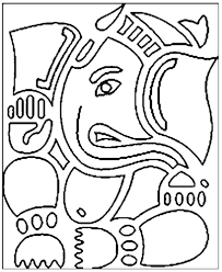 gallery simple ganesh drawing drawing art gallery