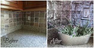 how to do a tile backsplash in kitchen cover an tile backsplash hometalk
