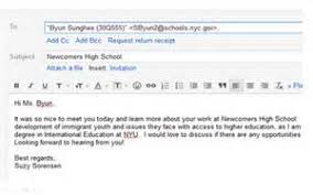 Example Email For Sending Resume by Doc 1322610 Cover Letter For Sending Cv Via Email Cover Letter