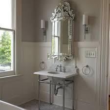 Bathroom Wainscotting Wainscoting Paneled Walls Design Ideas