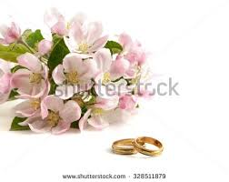 Flower Wedding Ring by Wedding Rings Flowers Stock Images Royalty Free Images U0026 Vectors