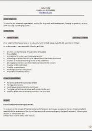 14 Good Objective In Resume Invoice Template Download - download sle resume sle template exle ofexcellent