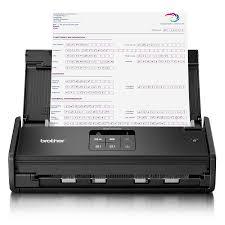 petit scanner de bureau ads 1100w ads1100wun1 petit scanner a4