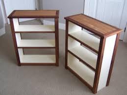 bookshelves reclaimed wood work