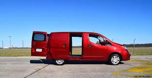nissan nv200 cargo 2016 nissan nv200 cargo sv road test review