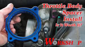 nissan micra throttle body is a throttle body spacer worth it youtube
