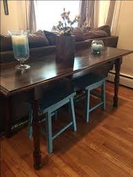 sofa table with stools underneath sofa table with stools underneath brilliant best behind couch ideas