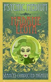 psychic medium madame leota by broopimus on deviantar i u0027d love