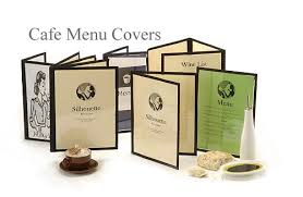 menu covers wholesale cafe menu covers free shipping all in stock sewn menu covers