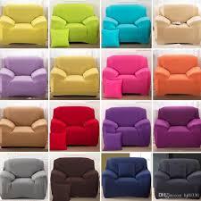 lavage housse canapé acheter couvercle de canapé 16 couleurs housse élastique housse