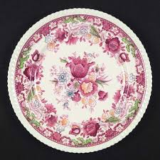antique china pattern this pattern winchester in pink by johnson brothers my