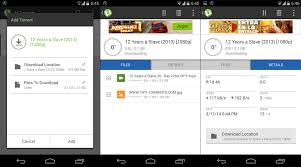 utorrent android bittorrent and utorrent for android now completely reved