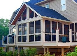 Enclosed Porch Plans 84 Best Elevated And Raised Deck Ideas Images On Pinterest