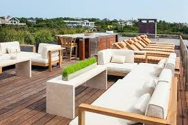 rooftop patio design