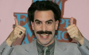 Borat Very Nice Meme - 10 borat quotes
