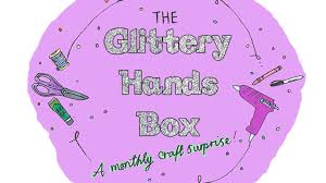 the glittery hands box by emma jewell u2014 kickstarter