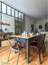 cuisine style usine table cuisine style industriel table cuisine style industriel table