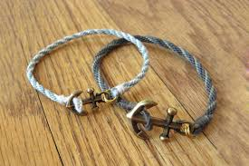 bracelet clasps diy images A rope bracelet with anchor clasp how to make a rope bracelet jpg