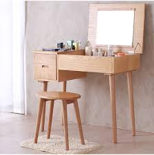 multifunctional table solid wood dresser bedroom multifunctional dressing table in