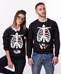 halloween maternity shirts baby matching couples