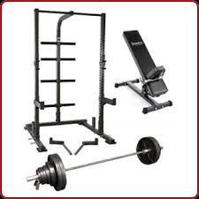 Weight Bench Package Ironmaster The Best In Home Gym Weight Lifting Equipment
