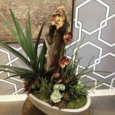 silk floral arrangements los angeles showroom aldik home