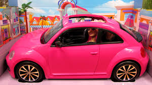 volkswagen cars beetle barbie volkswagen the beetle mattel bjp37 youtube