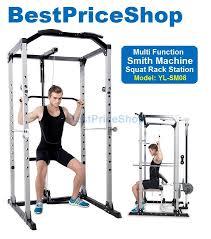 Rack Bench Press Smith Machine Squat Rack Power Gym S End 5 14 2018 2 46 Pm