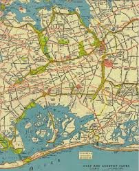 Queens Ny Map Fun Maps Old Road Maps Of Nyc 1928 To 1980 Untapped Cities