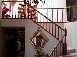 what is the best way to paint wood kitchen cabinets what is the best way to paint varnished oak stair rail