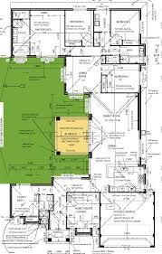 home plan com u shaped house plan lake adhome