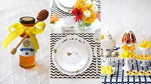 baby shower bee theme how to throw a bee themed baby shower what to expect
