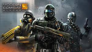 mc5 apk modern combat 5 esports fps 2 7 1a mod hack apk unlimited money