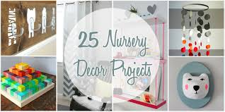 Decor Nursery Remodelaholic 25 Nursery Decor Projects