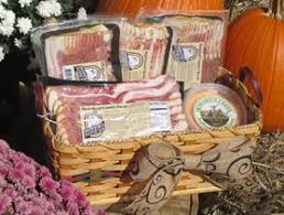 Sausage And Cheese Gift Baskets Browning U0027s Country Ham