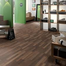 High Gloss Laminate Floor High Gloss White Oak With Silver Strip Laminate Flooring D4187