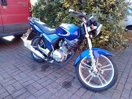 2011 kymco pulsar 125 motorcycle 7 months mot manual gearbox