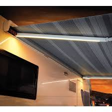 Awning Globe Lights For Camper by Lateral Arm Awning Led Light Kit Dometic Led1004dcr Ww Patio