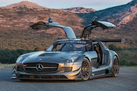 limited edition mercedes mercedes sls amg gt3 45th anniversary limited edition 2012