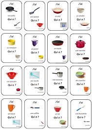glossaire de cuisine les 145 meilleures images du tableau activités logo vocabulaire