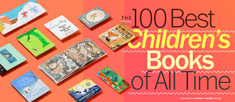 the 100 best children u0027s books of all time