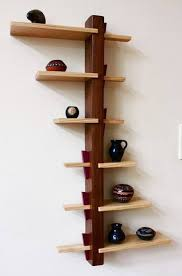 Wooden Wall Shelf Designs by 2757 Best Unique Shelving Images On Pinterest Woodwork Home And