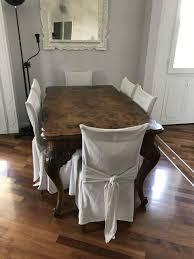 sedie chippendale tavolo chippendale in radica di noce primi a kijiji
