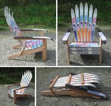 Vintage Adirondack Chairs Ski Adirondack Chair Plans Ski Adirondack Chair Plans Amazing