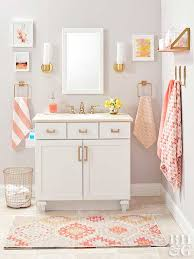 The Ultimate Guide To Bath Linens - Bathroom mats and towels