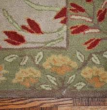 Kilim Rug Pottery Barn by Pottery Barn Adeline Sage Wool Runner Rug Ebth