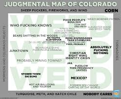 Map Of Denver Colorado by Judgmental Maps Colorado Copr 2017 Judgmental Maps All Rights