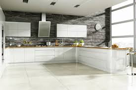 photo cuisine blanche cuisine blanche mur jaune cuisines blanches et grises newsindo co