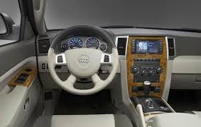 jeep grand cherokee interior 2010 jeep grand cherokee information and photos zombiedrive