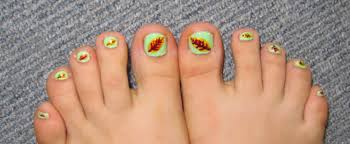 toe nail design ideas for fall nail design page and hair your